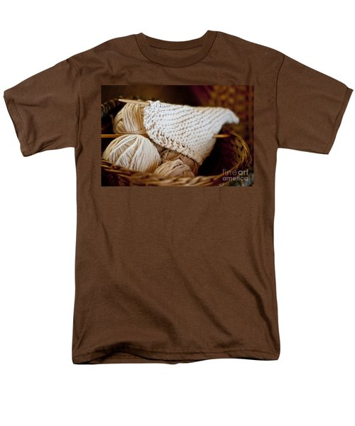What Will It Be Men's T-Shirt  (Regular Fit) by Wilma  Birdwell
