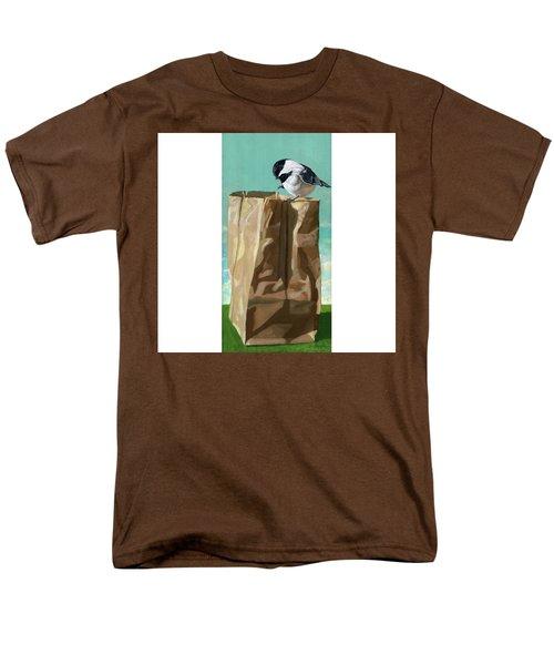 What's In The Bag Original Painting Men's T-Shirt  (Regular Fit)