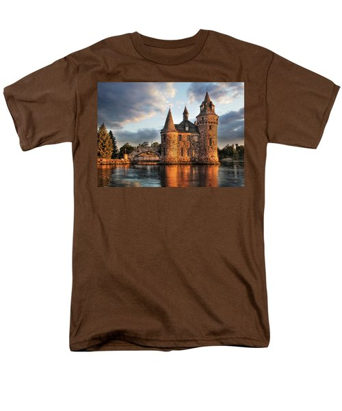 Where Time Stands Still Men's T-Shirt  (Regular Fit) by Lori Deiter