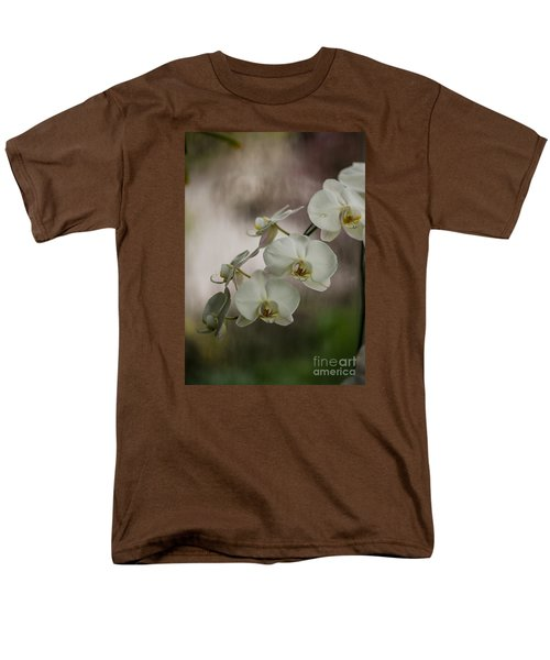 White Of The Evening Men's T-Shirt  (Regular Fit) by Mike Reid