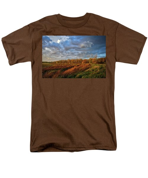 Who Has Seen The Wind? Men's T-Shirt  (Regular Fit) by Keith Boone