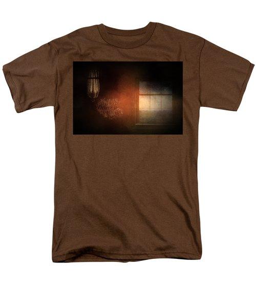 Window Art Men's T-Shirt  (Regular Fit)
