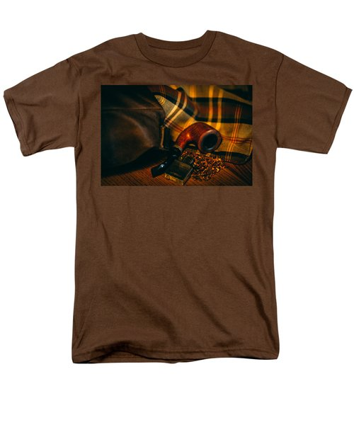 Winter In The Air Men's T-Shirt  (Regular Fit) by Cesare Bargiggia