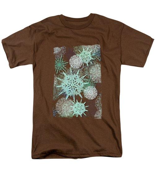 Winter Nostalgia Men's T-Shirt  (Regular Fit) by AugenWerk Susann Serfezi