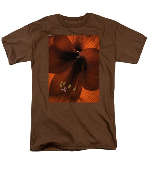 Men's T-Shirt  (Regular Fit) featuring the photograph Winter Sunshine by Cathy Donohoue