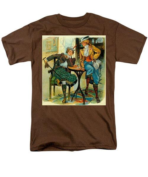 Woman's Club 1899 Men's T-Shirt  (Regular Fit) by Padre Art