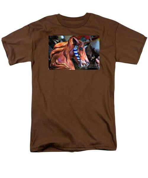 Wooden Horse Men's T-Shirt  (Regular Fit) by John S