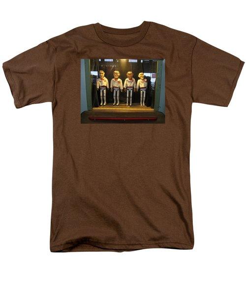 Wooden Rat Pack Men's T-Shirt  (Regular Fit) by John King