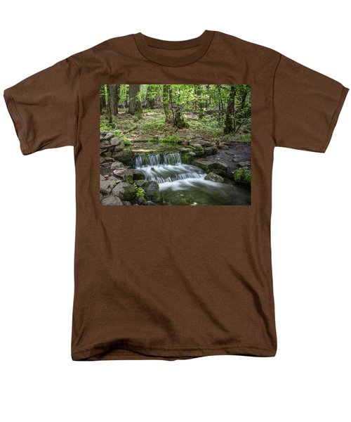 Yosemite View 23 Men's T-Shirt  (Regular Fit) by Ryan Weddle