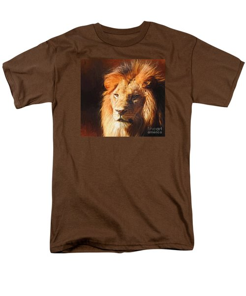 Young King Men's T-Shirt  (Regular Fit) by Suzanne Handel