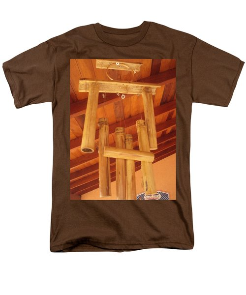 Zen By Myself Men's T-Shirt  (Regular Fit) by Beto Machado
