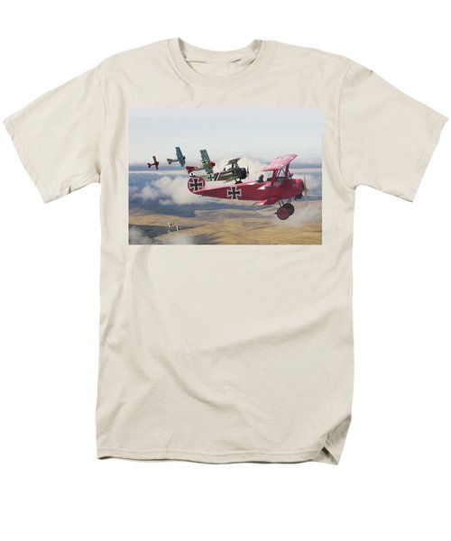 Circus Comes To Town Men's T-Shirt  (Regular Fit) by Pat Speirs