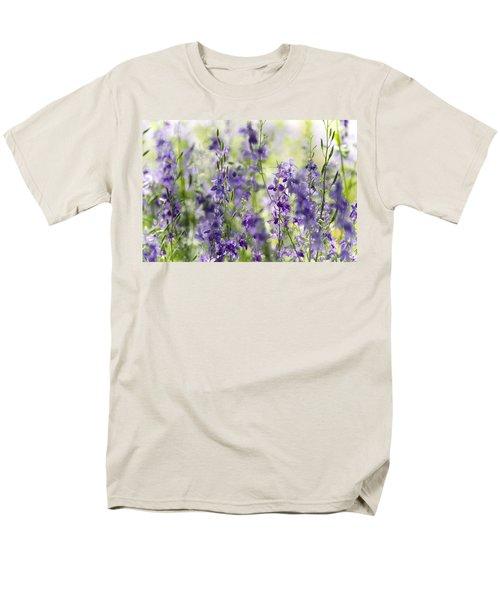 Fields Of Lavender  Men's T-Shirt  (Regular Fit) by Saija  Lehtonen