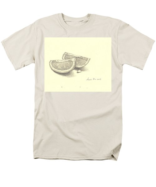 0021 Men's T-Shirt  (Regular Fit) by Hae Kim