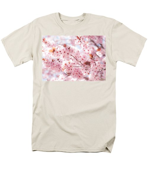 Men's T-Shirt  (Regular Fit) featuring the photograph Spring by Roselynne Broussard