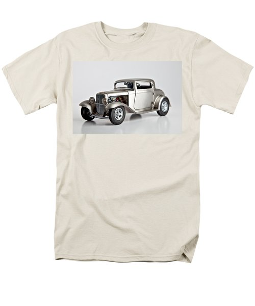 Men's T-Shirt  (Regular Fit) featuring the photograph 1932 Ford 3 Window Coupe by Gianfranco Weiss