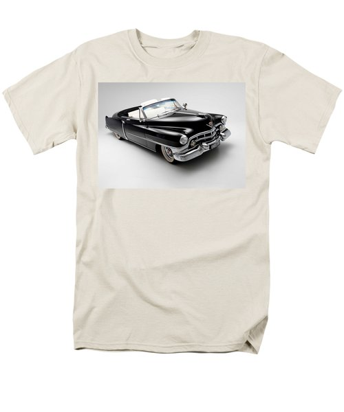 Men's T-Shirt  (Regular Fit) featuring the photograph 1950 Cadillac Convertible by Gianfranco Weiss
