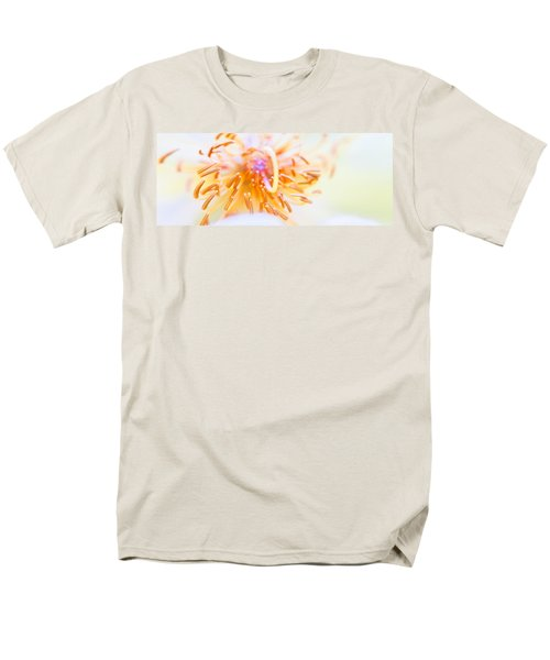 Abstract Flower Men's T-Shirt  (Regular Fit) by Ulrich Schade