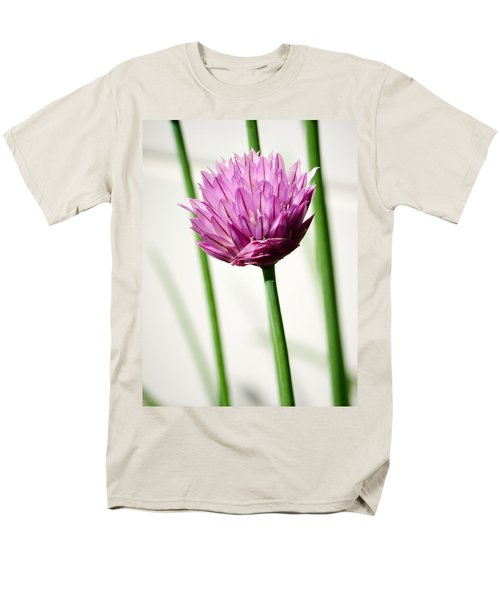 Chives Men's T-Shirt  (Regular Fit) by Jouko Lehto