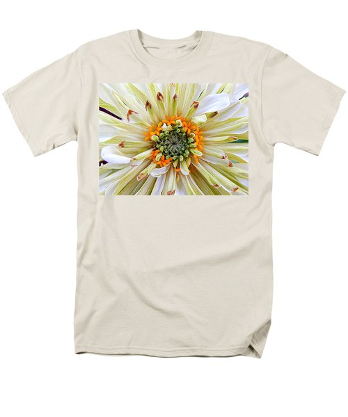 Chrysanthemum Fall In New Orleans Louisiana Men's T-Shirt  (Regular Fit) by Michael Hoard