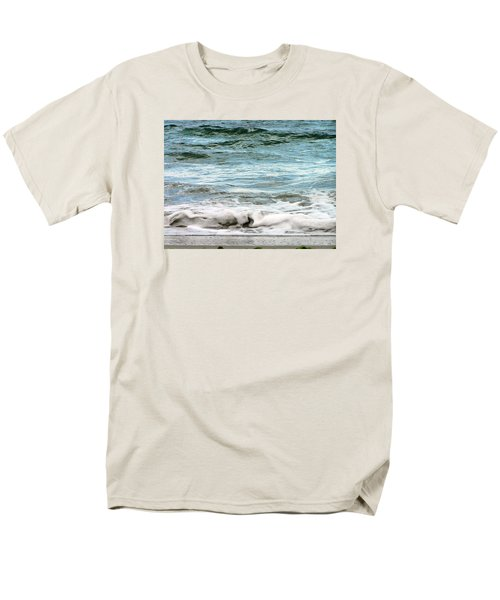 Sea Men's T-Shirt  (Regular Fit) by Oleg Zavarzin