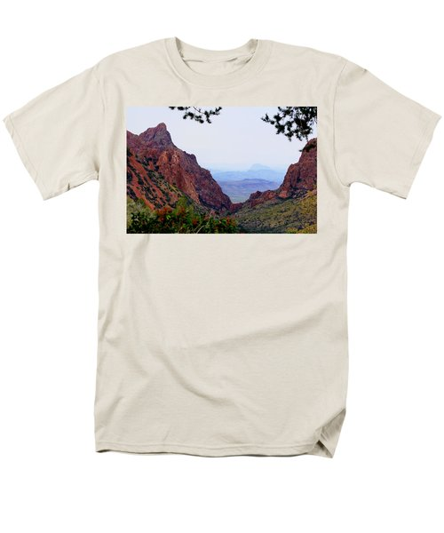 The Window Men's T-Shirt  (Regular Fit) by Dave Files