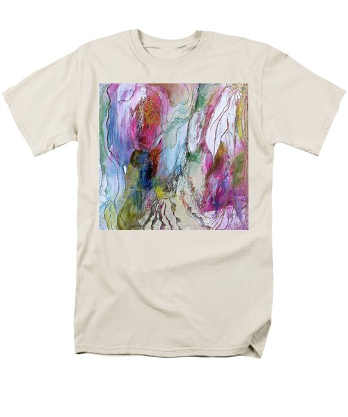 Under The Ice Of Venus Men's T-Shirt  (Regular Fit) by Bellesouth Studio