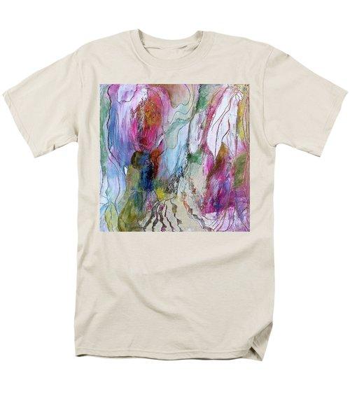 Under The Ice Of Venus Men's T-Shirt  (Regular Fit)