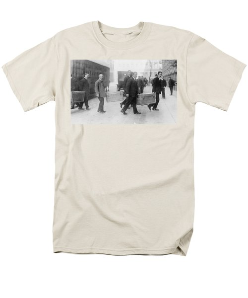 Men's T-Shirt  (Regular Fit) featuring the photograph Germany Inflation, 1923 by Granger