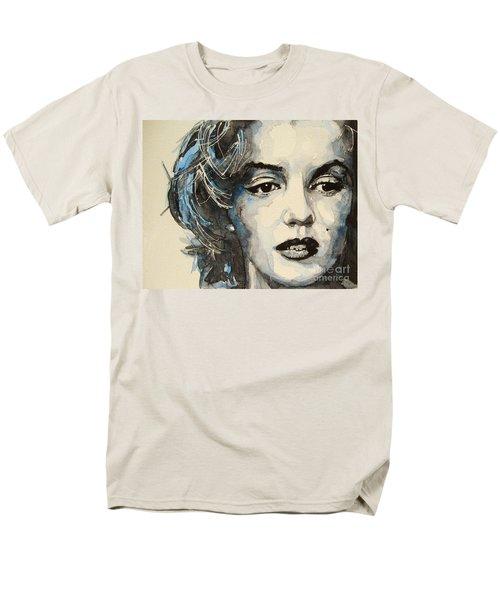 Marilyn Men's T-Shirt  (Regular Fit) by Paul Lovering