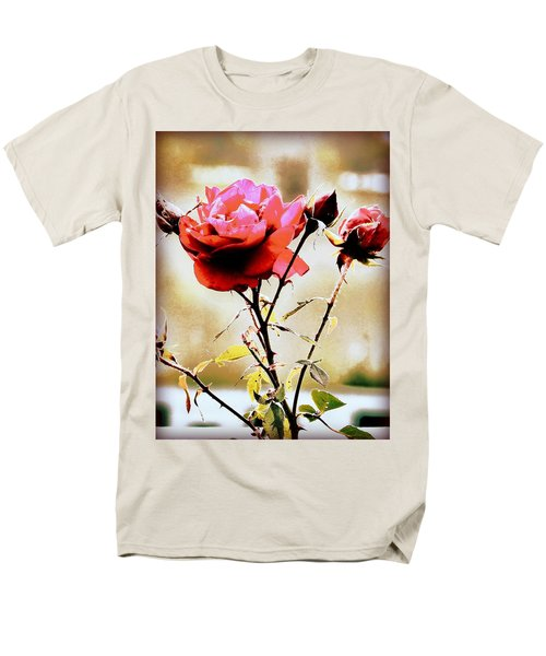 Men's T-Shirt  (Regular Fit) featuring the photograph 40 Something by Faith Williams