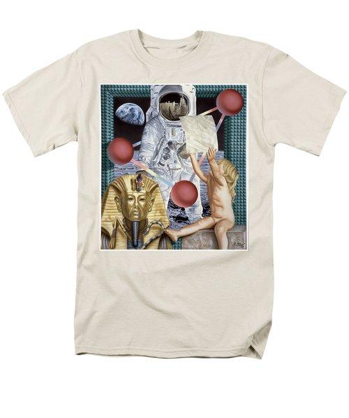 Instructions Men's T-Shirt  (Regular Fit) by Rich Milo