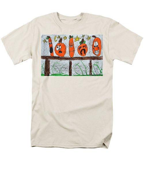 5 Little Pumpkins Men's T-Shirt  (Regular Fit)
