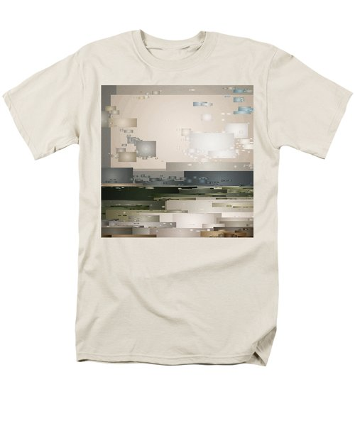 A Cloudy Day Men's T-Shirt  (Regular Fit) by David Hansen