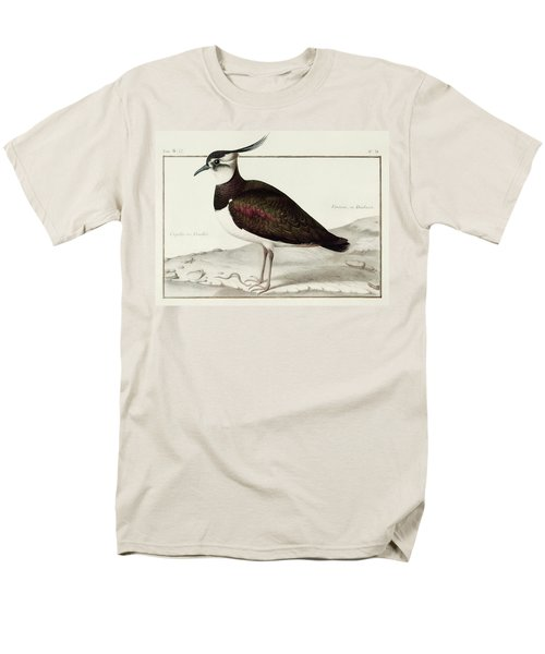 A Lapwing Men's T-Shirt  (Regular Fit) by Nicolas Robert