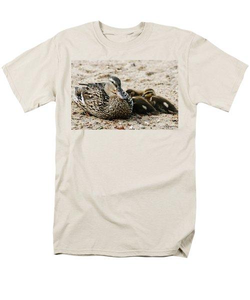 A Mother's Love Men's T-Shirt  (Regular Fit) by Barbara Bardzik