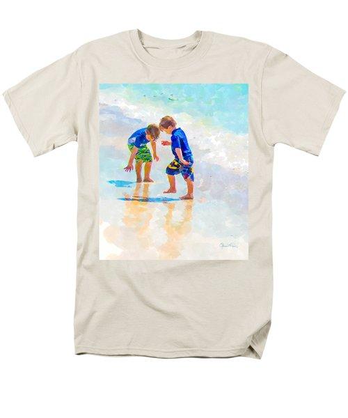 A Summer To Remember Iv Men's T-Shirt  (Regular Fit) by Susan Molnar