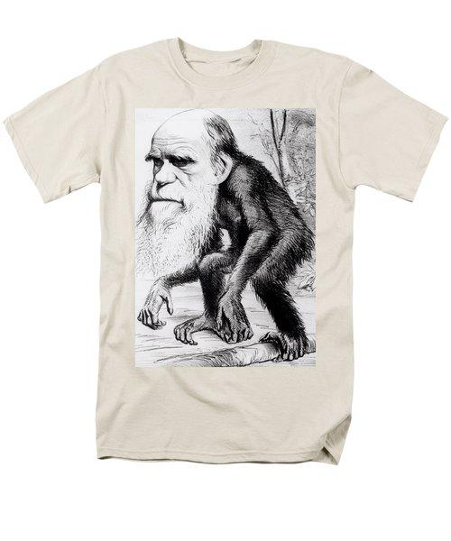 A Venerable Orang Outang Men's T-Shirt  (Regular Fit) by English School