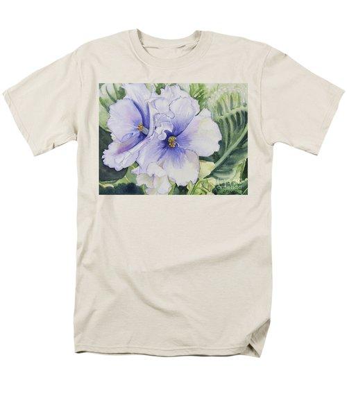 African Violet Men's T-Shirt  (Regular Fit)