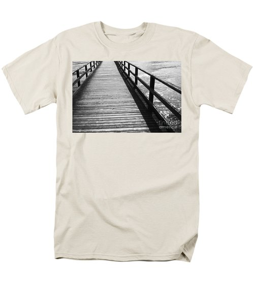 All That Glitters... Men's T-Shirt  (Regular Fit) by Andy Prendy