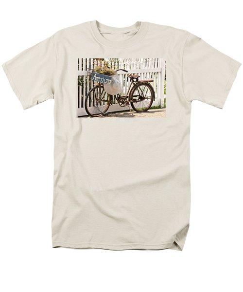Americana Men's T-Shirt  (Regular Fit) by Art Block Collections