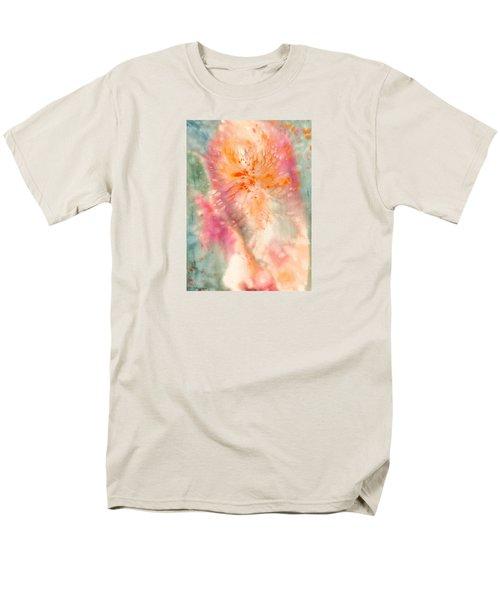 Angel Of Light Men's T-Shirt  (Regular Fit) by Lynda Hoffman-Snodgrass
