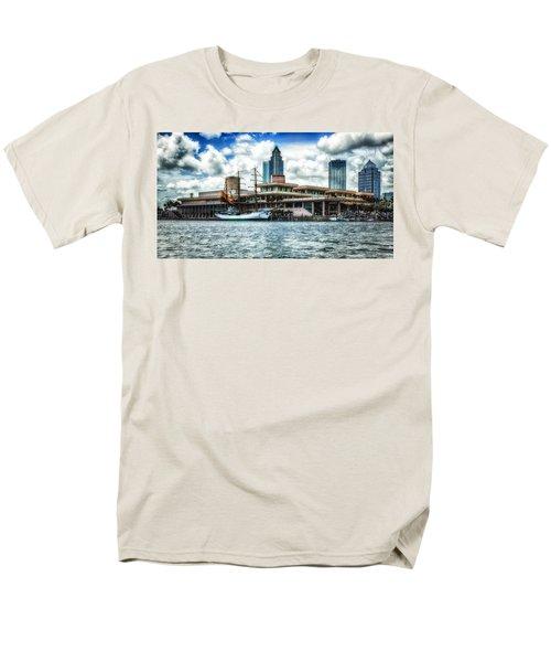 Arc Gloria In Port In Hdr Men's T-Shirt  (Regular Fit)