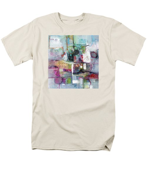 Art And Music Men's T-Shirt  (Regular Fit) by Michelle Abrams