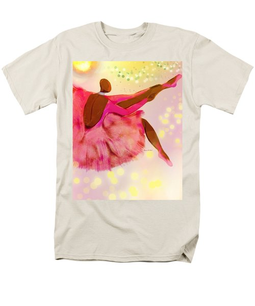 Baldheadballerina Men's T-Shirt  (Regular Fit) by Romaine Head