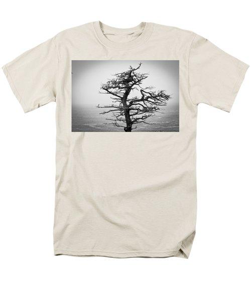 Bare Cypress Men's T-Shirt  (Regular Fit) by Melinda Ledsome