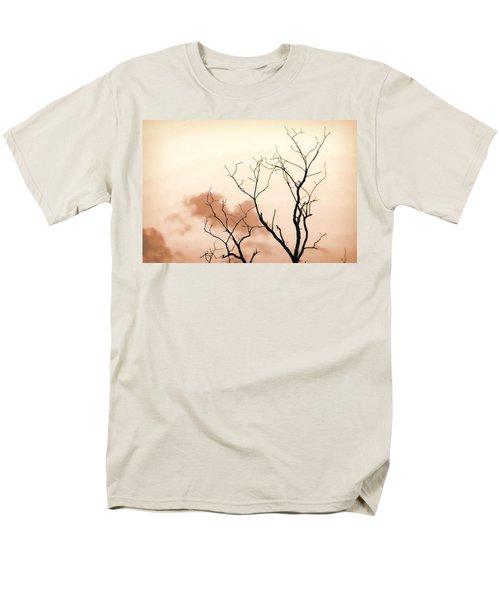 Bare Limbs Men's T-Shirt  (Regular Fit) by Denise Romano