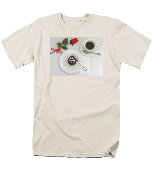 Men's T-Shirt  (Regular Fit) featuring the photograph Be Mine by Sandi OReilly