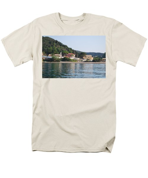 Beach 5 Men's T-Shirt  (Regular Fit) by George Katechis