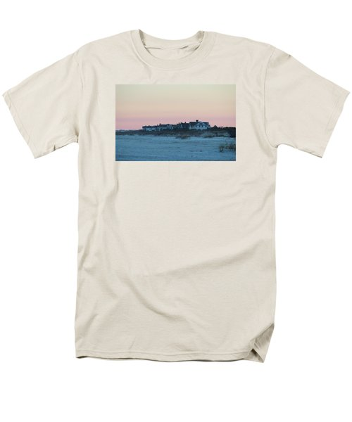 Beach Houses Men's T-Shirt  (Regular Fit)